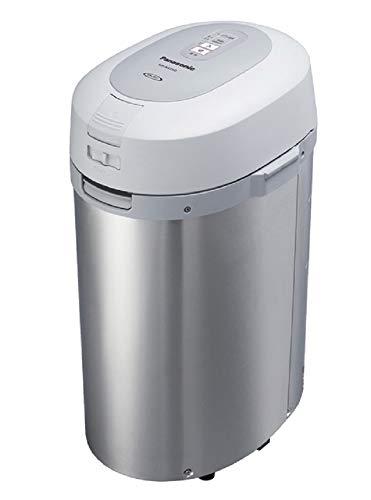 パナソニック 家庭用生ごみ処理機 温風乾燥式 6L シルバー MS-N53XD-S