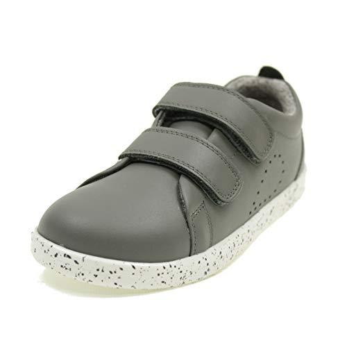 BOBUX Zapatos con Velcro Kid Plus Grass Court 832402A Gris Tamaño: 33