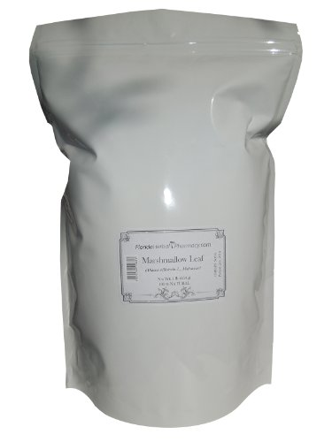 Florida Herbal Pharmacy, Marshmallow Leaf Tea, 4 oz.