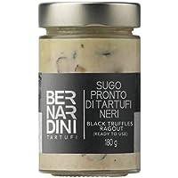 Salsa preparada de trufas negras 180gr - Bernardini Tartufi