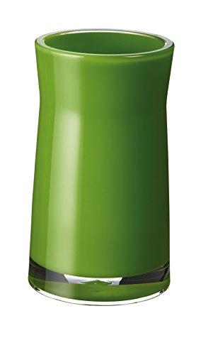 RIDDER 21031050 Gobelet Disco Synthétique, Vert, 6,5 x 6,5 x 12 cm