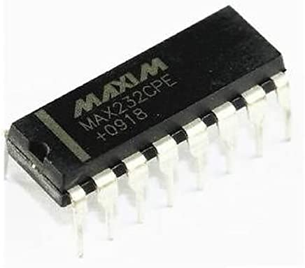 Pack of 10 Maxim MAX232EPE RS-232 Drivers//Receivers