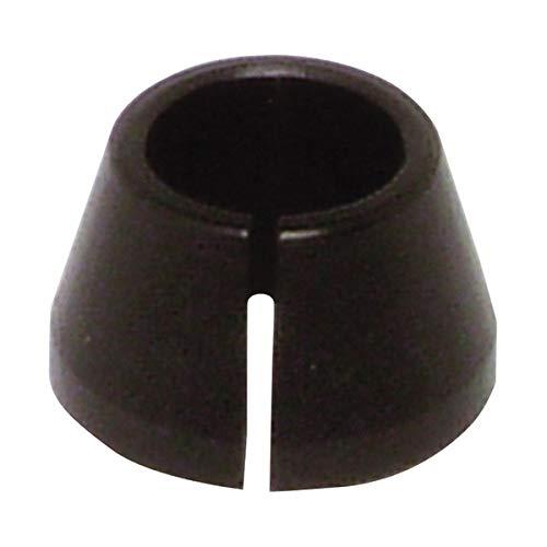 Makita 763663-0 763663-0-Casquillo Conector 3709 (1/4'), Negro