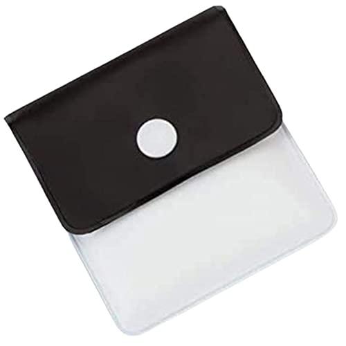 fansheng portacenere tascabili in PVC riutilizzabili per la cenere