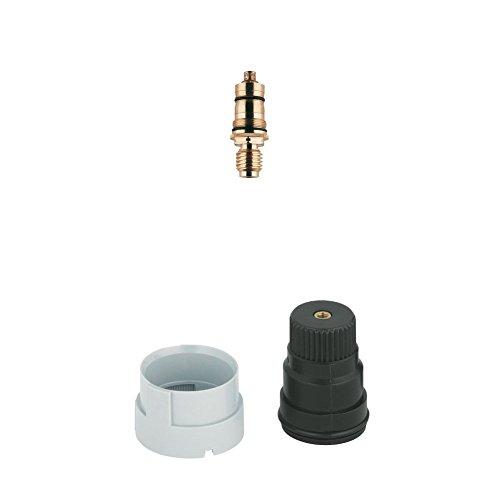 GROHE Thermoelement | Zubehör - Thermoelement | für Automatic 2000 und Eurotrend | 47450000 + GROHE | Zubehör - Anschlagring + Reguliermutter | 47167000