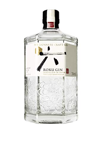 Roku Japanese Craft Gin, 70 cl