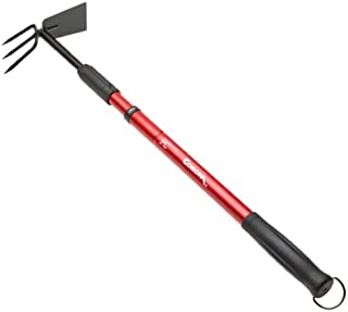 """Corona GT3060 GT 3060 Extendable Handle Hoe, 18""""-32"""", Red"""