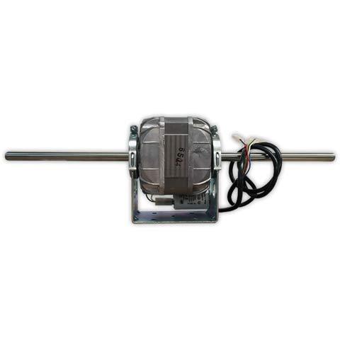 DOJA Industrial | Ventilador fan-coil 103B-3045 | Fan-coil Doble eje 167 mm,3 vel,Caudal 1100 m³/h