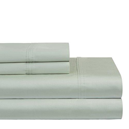 Pointehaven 400TC Bolsillo Profundo 100% Pima algodón Juego de sábanas