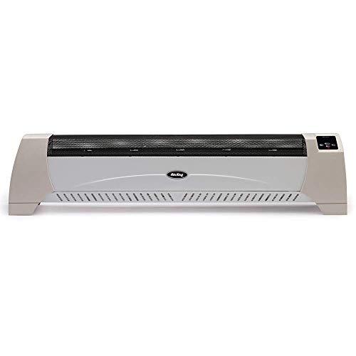 Air King Silent Room Digital Display, 8820C Heater, Gray