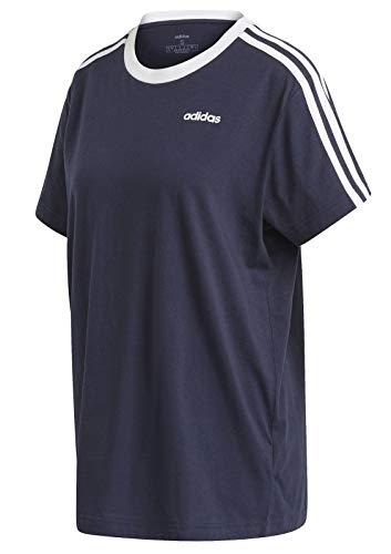 adidas T-Shirt Essential 3-Stripes Boyfriend T-Shirt, Legink, 2XL, FN5778