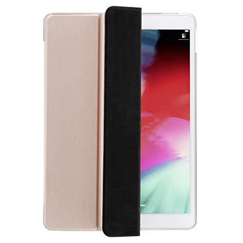 Hama Fold Clear 26,7 cm (10.5 Zoll) Blatt Roségold - Tablet-Schutzhüllen (Blatt, Apple, iPad Air (2019)/iPad Pro, 26,7 cm (10.5 Zoll), 210 g, Roségold)