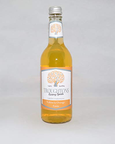 Troughtons Premium Flavoured Tonic Water (Valencia Orange Tonic)