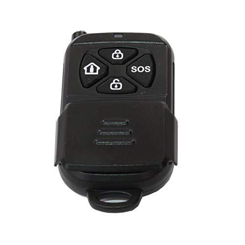 Safe2Home® hochwertige Fernbedienung für Funk Alarmanlage Safe2Home - GSM Alarmsytem - für Alarmanlagen Set SP110 / SP210 /SA100