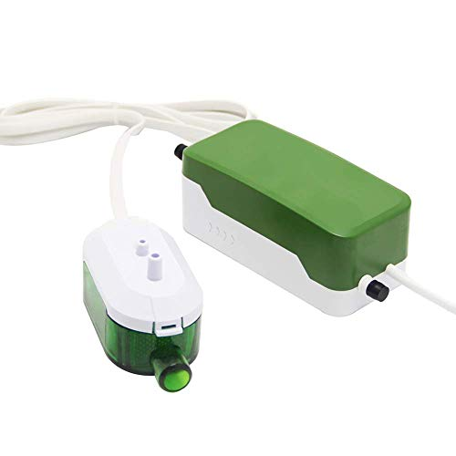 HUAHUA Water Pump Mini Water Pump for Air Conditioner ≤19dB Mute of 10m/33ft Discharge Head| PC-40B