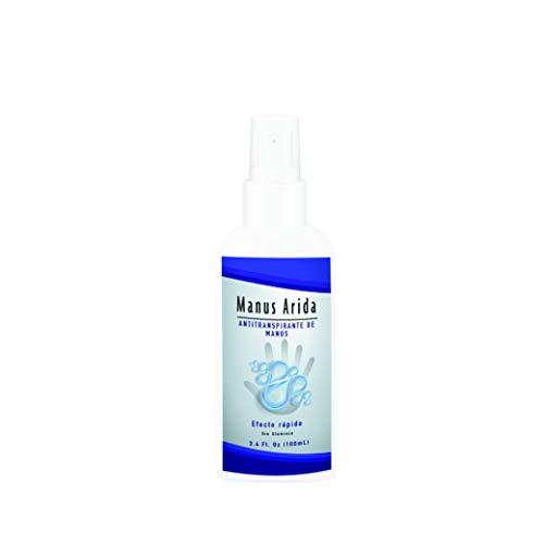 Antitranspirant gegen schwitzige Hände Manus Arida | Deo Damen und Deo Herren | Antitranspirant starkes Schwitzen | Anti Schweiß