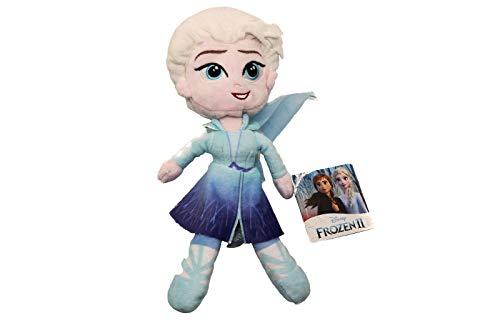 Elsa Simba Disney Frozen - Bambola di peluche 2, 15 cm