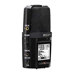 Zoom - H2n/IFS - registratore 4 tracce - interfaccia USB, Nero