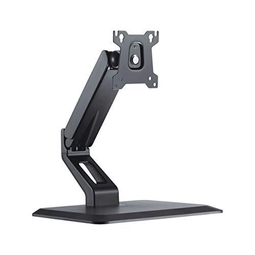 Supporto per touchscreen PureMounts per monitor da 43-81 cm (17-32 pollici), VESA 75x75 a 100x100, completamente mobile, carico massimo: 10kg, nero