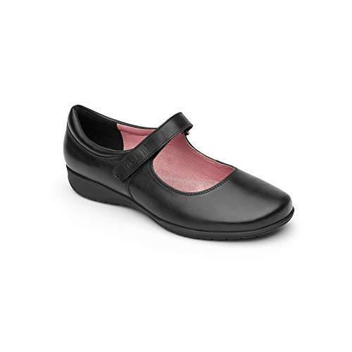 Zapatos Colegiales Niña  marca Flexi