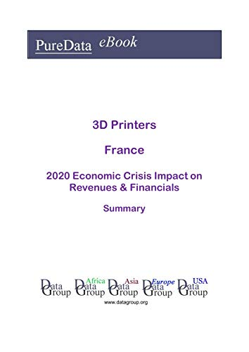 3D Printers France Summary: 2020 Economic Crisis Impact on Revenues & Financials