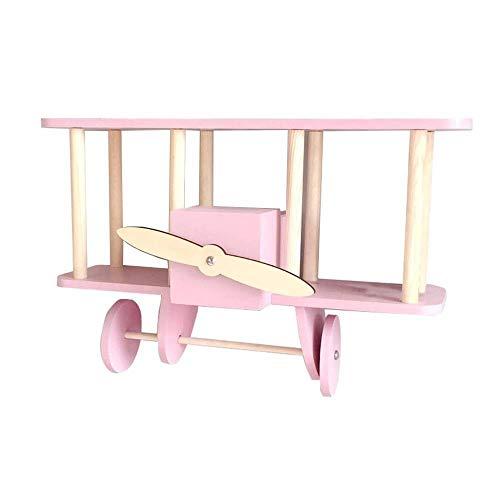 FEN Drijvende planken Wandplank Opknoping Rack kinderen Kamer Vliegtuigen Molding Ledge Planken Wandmontage Set Decoratieve Opslag