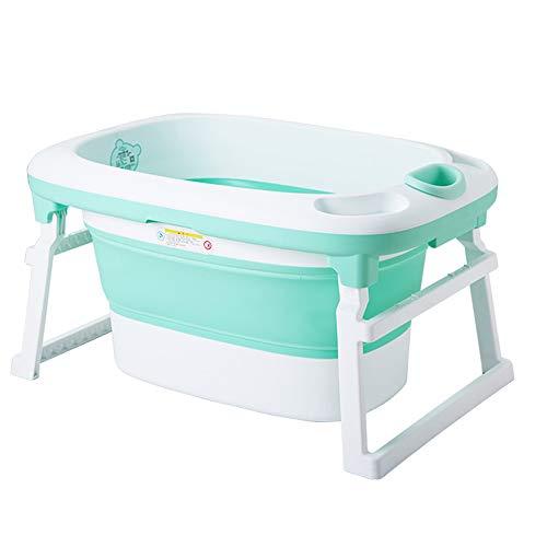 Accessories of bathroom Baignoire Pliante pour bébé, Grande Baignoire pour Nouveau-né, Baignoire Pliante surdimensionnée ZDDAB