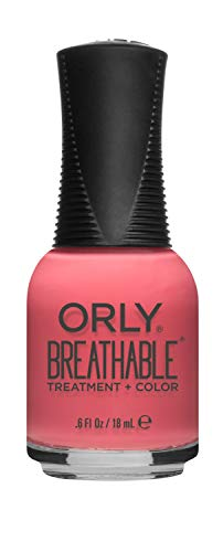 ORLY Breathable Lacquer - Treatment+Color - Flower Power - 18 ml / 0.6 oz