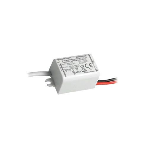 Z-LED-4W-350CC Power supply: switched-mode LED 4W 6-11.4VDC 350mA 185-265VAC GOV