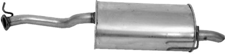 Walker 54563 Quiet-Flow Stainless Steel Muffler Assembly