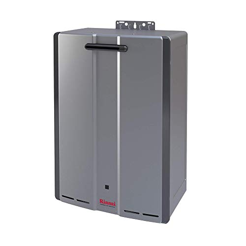Rinnai Outdoor Tankless Hot Water Heater / RU180eN /Natural Gas /10 GPM