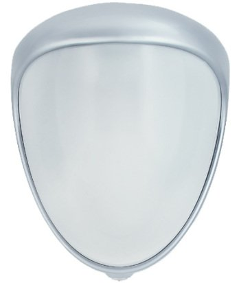 ABUS AZBW20000 Passiver Infrarot-Sensor (PIR) Verkabelt Wand Silber - Bewegungsmelder (Passiver Infrarot-Sensor (PIR), Verkabelt, 8 mA, 9 - 15, 750 g, -20 - 55 °C)