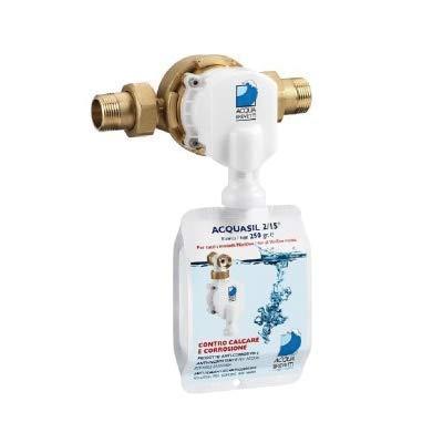Acqua Brevetti MiniDUE 1,91 cm ninguìn-sal líquido descalcificador de agua - sin perder agua, ninguna energía, ninguna cal en cualquier lugar y funciona mejor que un suavizador de agua salada! ...