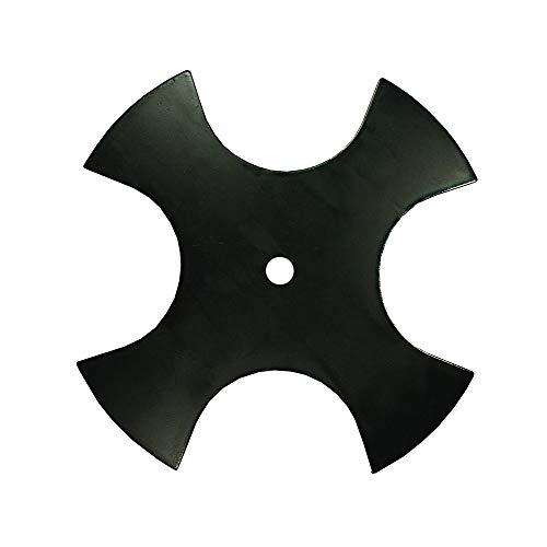 Stens 375-311 Star Edger Blade, Lesco 050568,Black
