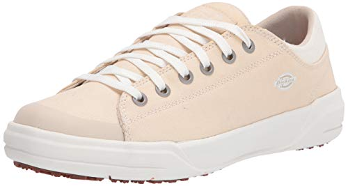 Dickies womens Supa Dupa Low Sf Eh Sr Fire and Safety Shoe, Tapioca, 7 US