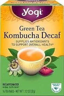 Best benefits of yogi green tea kombucha Reviews