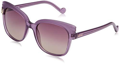 Liu Jo Lj688Sr 505 55 Gafas de sol, Plum, Mujer