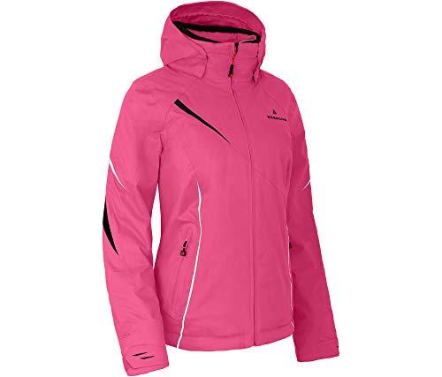 Bergson Damen Skijacke Destiny, Fandango pink [185], 48 - Damen