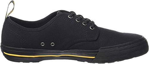 Dr. Martens Unisex-Erwachsene Pressler Sneaker, Schwarz (Black 001), 40 EU