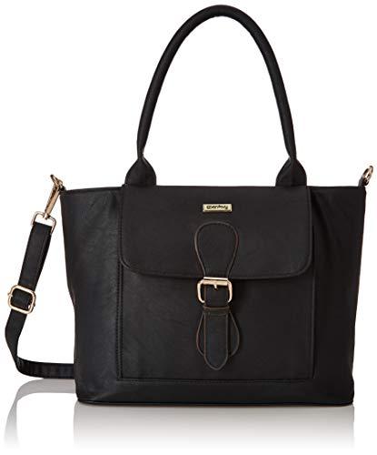 Amazon Brand - Eden & Ivy Women's Handbag (Black)