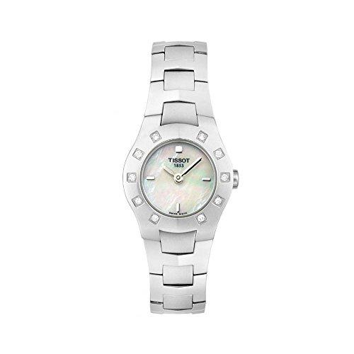 Tissot Damas Reloj de Pulsera T de Round t47138581