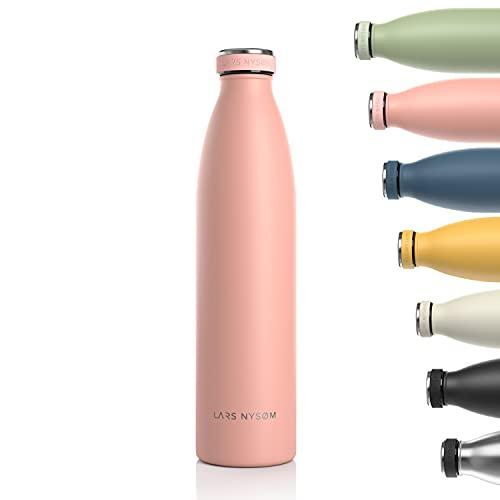 Botellas Termicas 1 Litro Marca LARS NYSØM