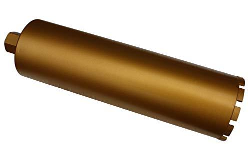 Diamant-Bohrkrone 50mm Ø x 400mm Kernbohrkrone für Nass + Trocken