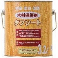 木材保護材 (油性)タフソート 3.2L