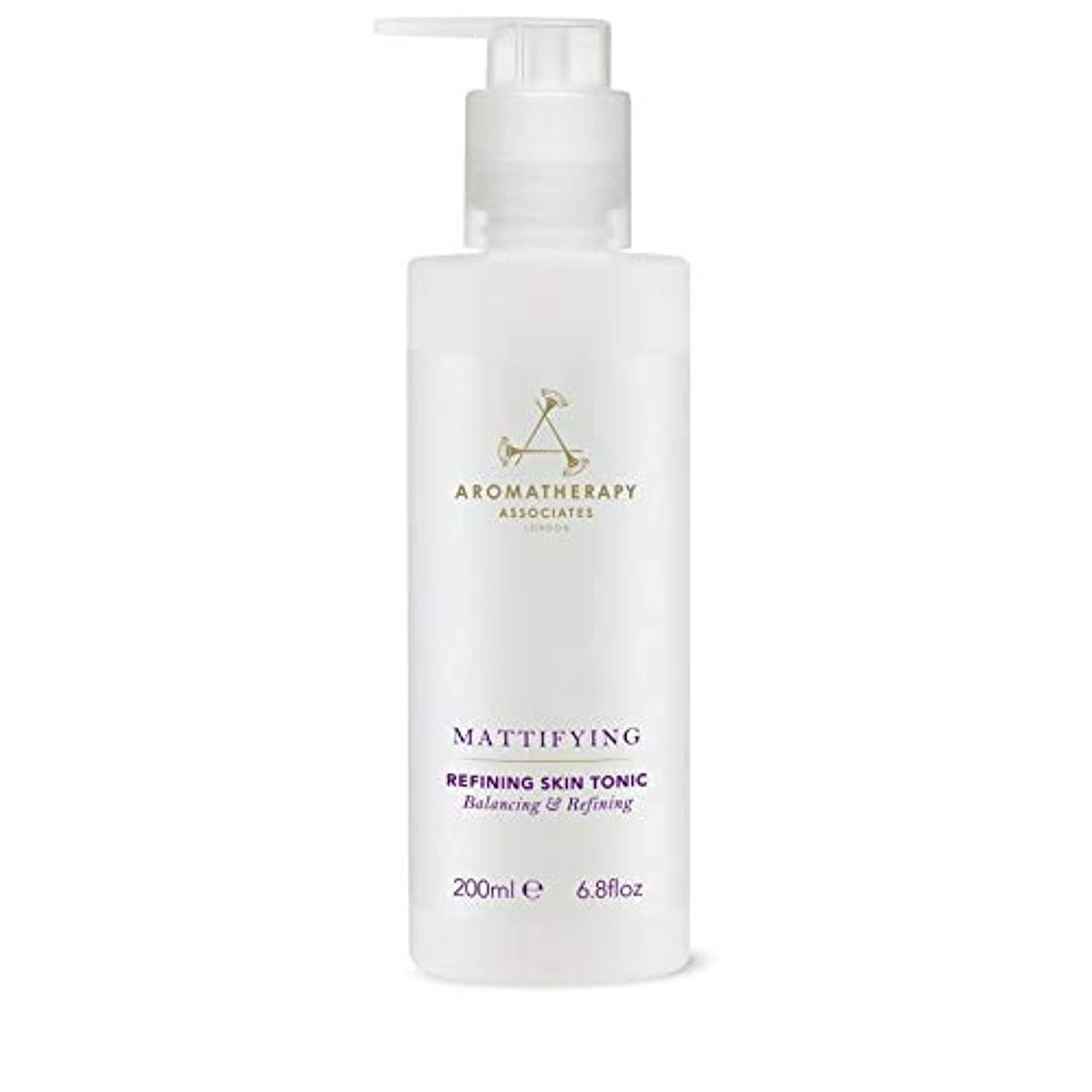 起訴する正しくエレメンタル[Aromatherapy Associates ] アロマセラピーアソシエイツ精錬皮膚の強壮剤、アロマセラピーアソシエイツ - Aromatherapy Associates Refining Skin Tonic, Aromatherapy Associates [並行輸入品]