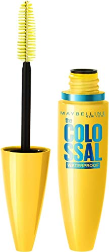 MAYBELLINE, Colossal Volum Express Mascara 10ml Wasserfest, Glam Black, 10 milliliter