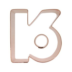 CopperGifts: Number 16 Cookie Cutter