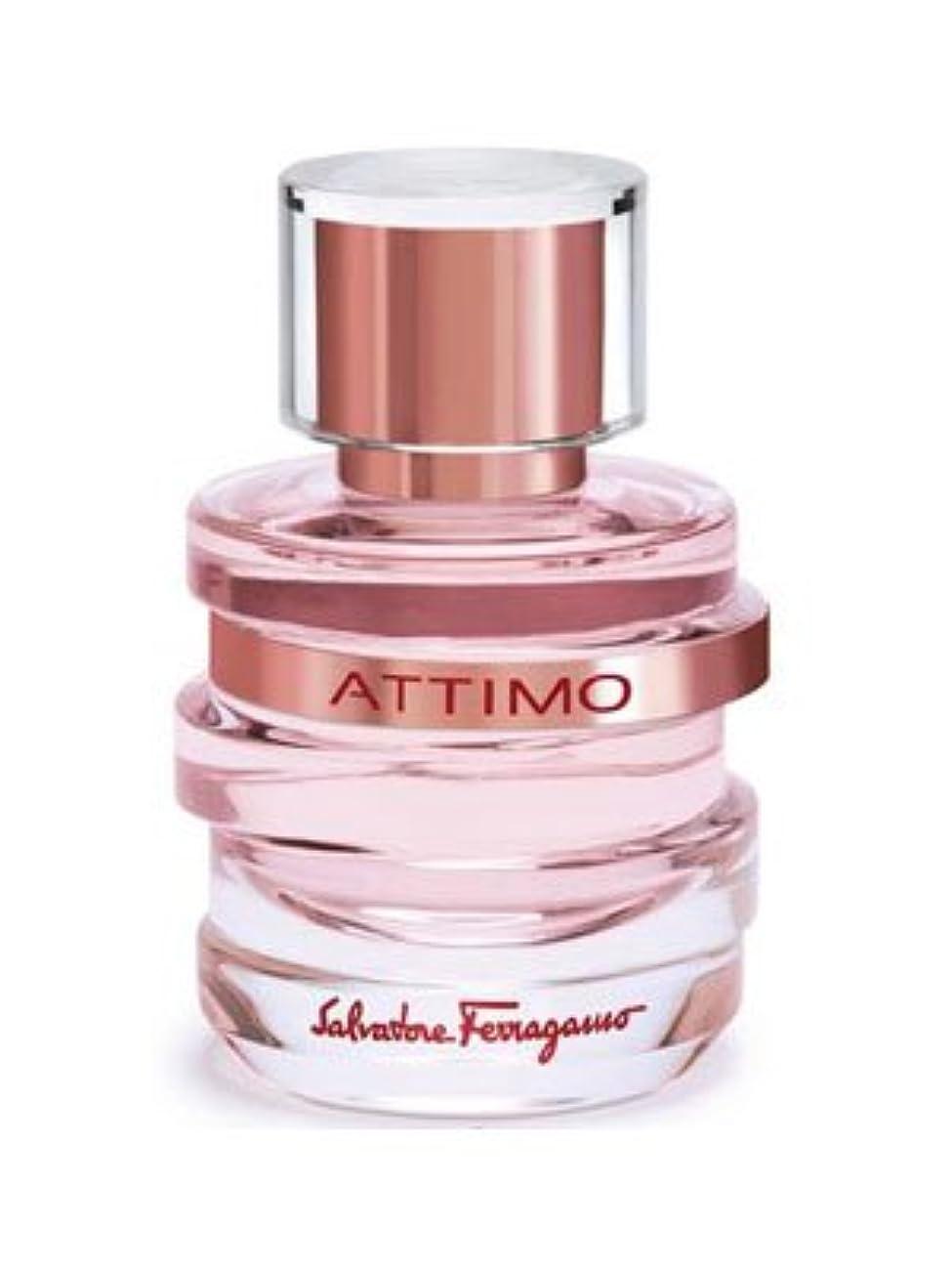 表現浴電子レンジAttimo L'Eau Florale (アッティモ ロー フローラル)3.4 oz (100ml) EDT Spray by Salvatore Ferragamo for Women