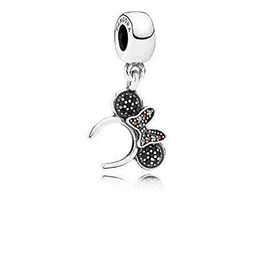Pandora 791562NCK Disney Minnie Headband Charm