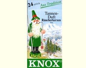 Ostprodukte-Versand.de Knox Räucherkerzen Tannenduft - DDR Traditionsprodukte - DDR Waren